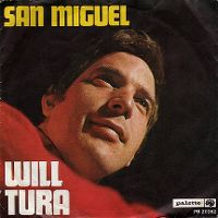 Cover Will Tura - San Miguel