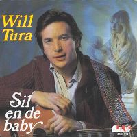 Cover Will Tura - Sil en de baby