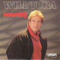 Cover Will Tura - Voorbij