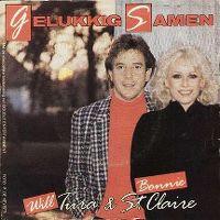 Cover Will Tura & Bonnie St. Claire - Gelukkig samen