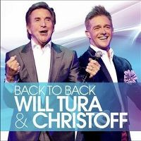 Cover Will Tura & Christoff - Back To Back