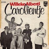 Cover Willeke Alberti - Carolientje