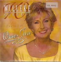 Cover Willeke Alberti - Ome Jan