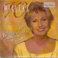 Cover Willeke Alberti - Ome Jan