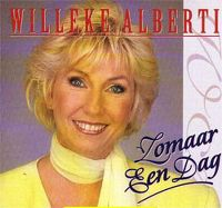 Cover Willeke Alberti - Zomaar een dag