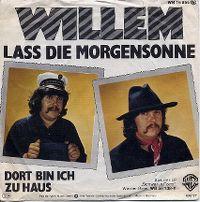 Cover Willem - Laß die Morgensonne
