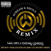 Cover will.i.am & Britney Spears feat. Hit-Boy, Waka Flocka Flame, Lil Wayne & Diddy - Scream & Shout (Remix)
