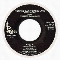 Cover William DeVaughn - Figures Can't Calculate