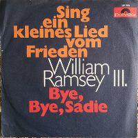 Cover William Ramsey III. - Sing ein kleines Lied vom Frieden