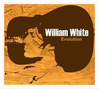 Cover William White - Evolution