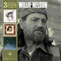 Cover Willie Nelson - 3 Original Album Classics