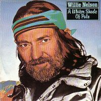 Cover Willie Nelson - A Whiter Shade Of Pale