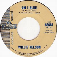 Cover Willie Nelson - Am I Blue
