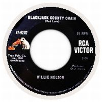Cover Willie Nelson - Blackjack County Chain