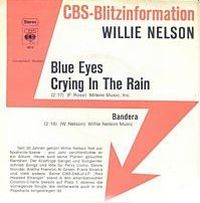 Cover Willie Nelson - Blue Eyes Crying In The Rain