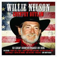 Cover Willie Nelson - Country Outlaw