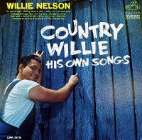 Cover Willie Nelson - Country Willie - His Own Songs