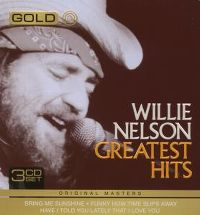 Cover Willie Nelson - Gold - Greatest Hits