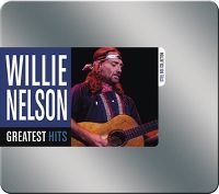 Cover Willie Nelson - Greatest Hits - Steel Box Collection