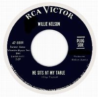 Cover Willie Nelson - He Sits At My Table