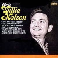 Cover Willie Nelson - Here's Willie Nelson