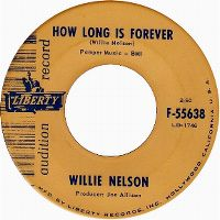Cover Willie Nelson - How Long Is Forever