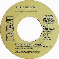 Cover Willie Nelson - I Gotta Get Drunk
