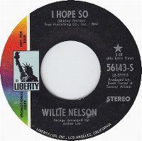 Cover Willie Nelson - I Hope So