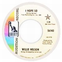Cover Willie Nelson - I Hope So