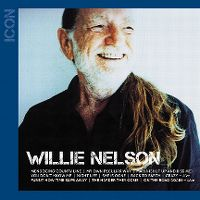 Cover Willie Nelson - Icon