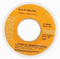 Cover Willie Nelson - Laying My Burdens Down