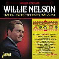 Cover Willie Nelson - Mr. Record Man