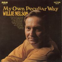 Cover Willie Nelson - My Own Peculiar Way