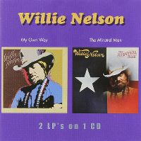 Cover Willie Nelson - My Own Way / The Minstrel Man