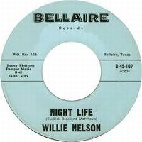 Cover Willie Nelson - Night Life