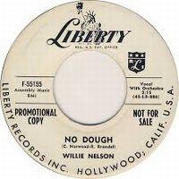 Cover Willie Nelson - No Dough