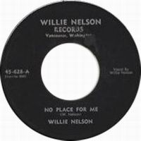 Cover Willie Nelson - No Place For Me