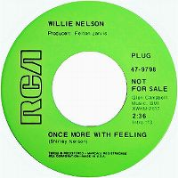 Cover Willie Nelson - Once More With Feeling