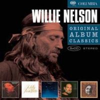 Cover Willie Nelson - Original Album Classics - Box Set