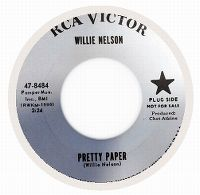 Cover Willie Nelson - Pretty Paper