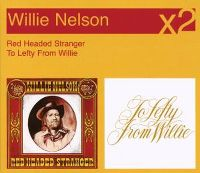 Cover Willie Nelson - Red Headed Stranger / To Lefty From Willie