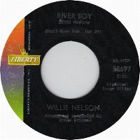 Cover Willie Nelson - River Boy
