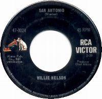 Cover Willie Nelson - San Antonio
