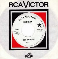Cover Willie Nelson - She's Not For You