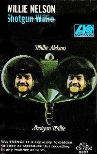 Cover Willie Nelson - Shotgun Willie