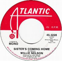 Cover Willie Nelson - Sister's Coming Home