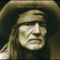 Cover Willie Nelson - Spirit