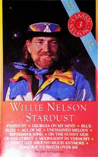 Cover Willie Nelson - Stardust