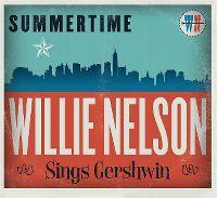 Cover Willie Nelson - Summertime - Willie Nelson Sings Gershwin