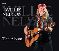 Cover Willie Nelson - The Album